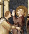 St. Martin is Knighted (detail-2) 1312-17 - Louis de Silvestre