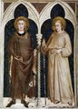 St Louis of France and St Louis of Toulouse 1317 - Louis de Silvestre