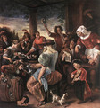 A Merry Party c. 1660 - Jan Steen