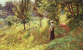 Berry Picker 1894 - Theodore Clement Steele