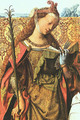 St. Agnes - Master of the St. Bartholomew Altarpiece