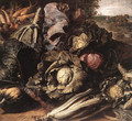Vegetable Still-Life c. 1600 - Frans Snyders