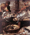 The Fishmonger - Frans Snyders