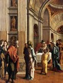 Presentation of Jesus in the Temple 1524-26 - Jan Van Scorel