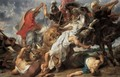 Lion Hunt c. 1621 - Peter Paul Rubens