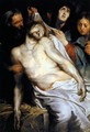 Lamentation (Christ on the Straw) 1617-18 - Peter Paul Rubens