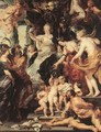 The Happiness of the Regency 1623-25 - Peter Paul Rubens