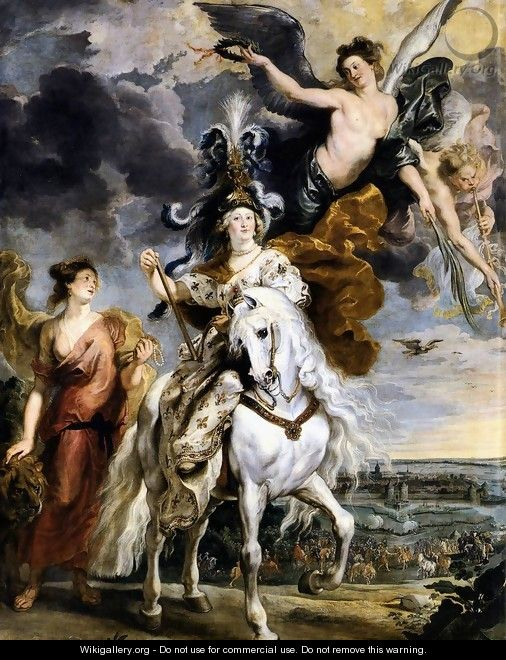 The Capture of Juliers 1622-25 - Peter Paul Rubens