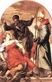 St Louis, St George and the Princess c. 1553 - Jacopo Tintoretto (Robusti)