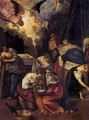 Birth of St John the Baptist c. 1563 - Jacopo Tintoretto (Robusti)