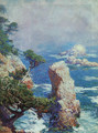 Mist over Point Lobos - Guy Rose