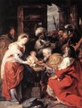 Adoration of the Magi 1626-29 - Peter Paul Rubens
