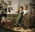 The Hulsenbeck Children 1805-06 - Philipp Otto Runge