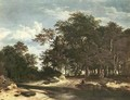 The Large Forest - Jacob Van Ruisdael