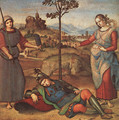The Knights Dream - Raphael