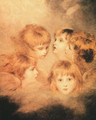 Heads of Angels 1787 - Sir Joshua Reynolds