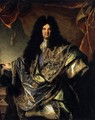 Portrait of Phillippe de Courcillon 1702 - Hyacinthe Rigaud