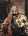 Portait of Count Sinzendorf 1712 - Hyacinthe Rigaud