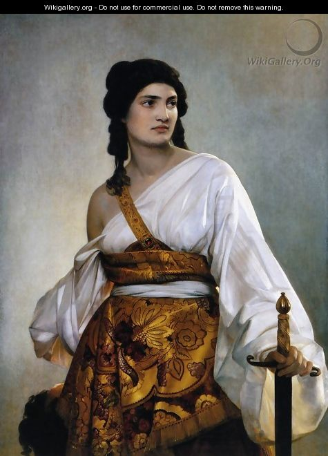 Judith 1840 - August Riedel