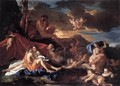 Acis and Galatea c. 1630 - Nicolas Poussin