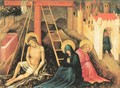 Christ as the Man of Sorrows Beneath the Cross - Master of the Presentation