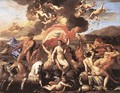 The Triumph of Neptune 1634 - Nicolas Poussin