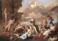The Empire of Flora 1631 - Nicolas Poussin