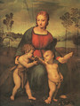 Madonna of the Goldfinch (Madonna del Cardellino) 1505-06 - Raphael