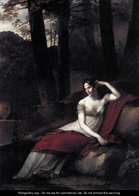 The Empress Josephine c. 1805 - Pierre-Paul Prud