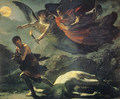Justice and Divine Vengeance Pursuing Crime 1808 - Pierre-Paul Prud'hon