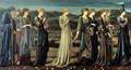 The Wedding of Psyche - Sir Edward Coley Burne-Jones