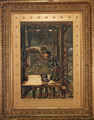 The Merciful Knight - Sir Edward Coley Burne-Jones
