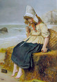 Message from the Sea - Sir John Everett Millais