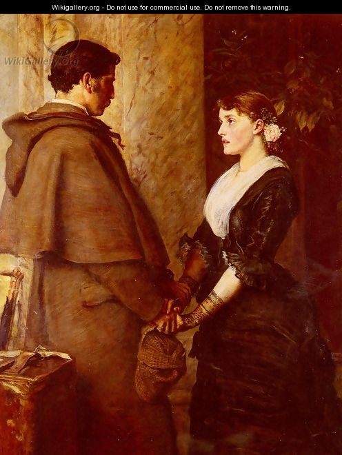 Yes - Sir John Everett Millais