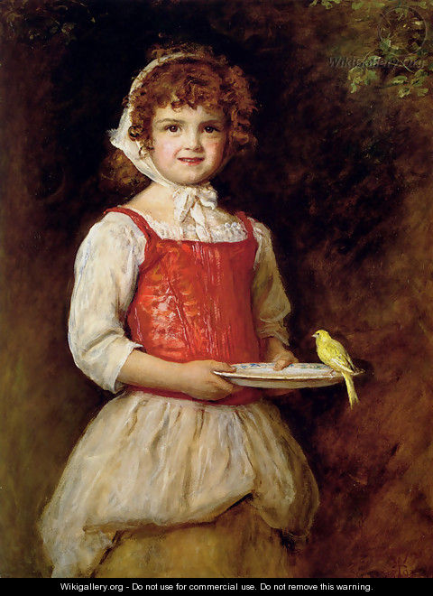 Merry - Sir John Everett Millais