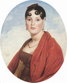 Madame Aymon, known as La Belle Zélie - Jean Auguste Dominique Ingres