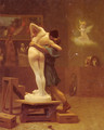 Pygmalion and Galatea - Jean-Léon Gérôme