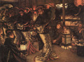 The Prodigal Son in Modern Life: In Foreign Climes - James Jacques Joseph Tissot