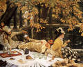 Holyday (or The Picnic) - James Jacques Joseph Tissot