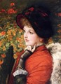 Type Of Beauty (or Kathleen Newton) - James Jacques Joseph Tissot