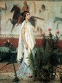 A Greek Woman - Sir Lawrence Alma-Tadema