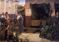 The Flower Market - Sir Lawrence Alma-Tadema