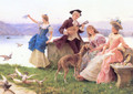 A Day's Outing - Federico Andreotti