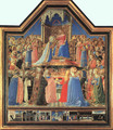 Coronation of the Virgin - Angelico Fra