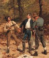 Captured by Confederates - Gilbert Gaul