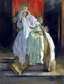 The Queen in Hamlet - Edwin Austin Abbey