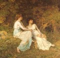 Birdsong - Sophie Gengembre Anderson