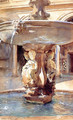Spanish Fountain - John Singer Sargent