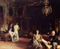 An Interior in Venice - John Singer Sargent
