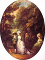 The Duke and Duchess of Cumberland - Thomas Gainsborough